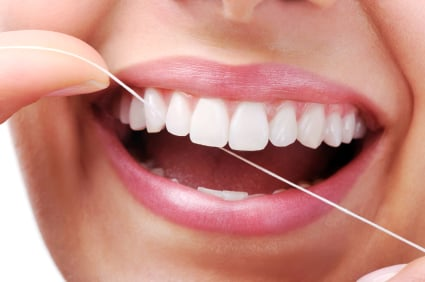 Roswell GA Dentist | Make Flossing a New Year Resolution