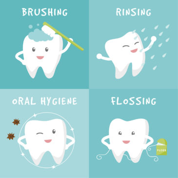 How to brush your teeth to avoid dental problems?