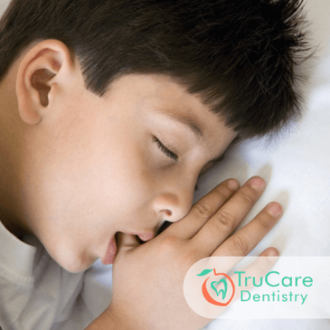 Effects of thumb sucking: Children Dentistry