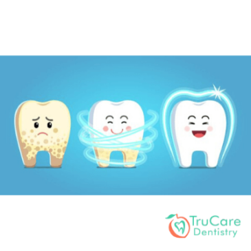 TruCare Dentistry offers cosmetic dentistry procedures that can make you feel confident