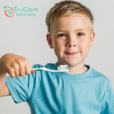 Do children brush for 30 seconds or less? How much time should kids spend on cleaning teeth?