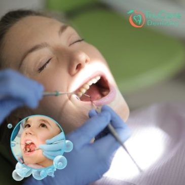 Can regular dental visits prove helpful in controlling more significant oral health issues?