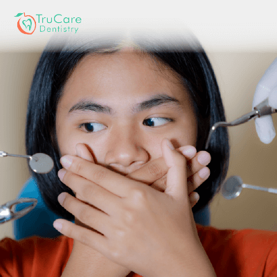 Is Dental Phobia all in the head
