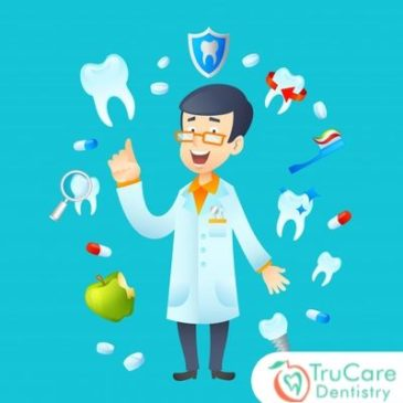 What should be done during a dental emergency?