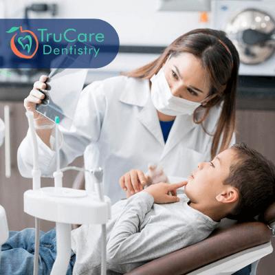 children's dental anxiety